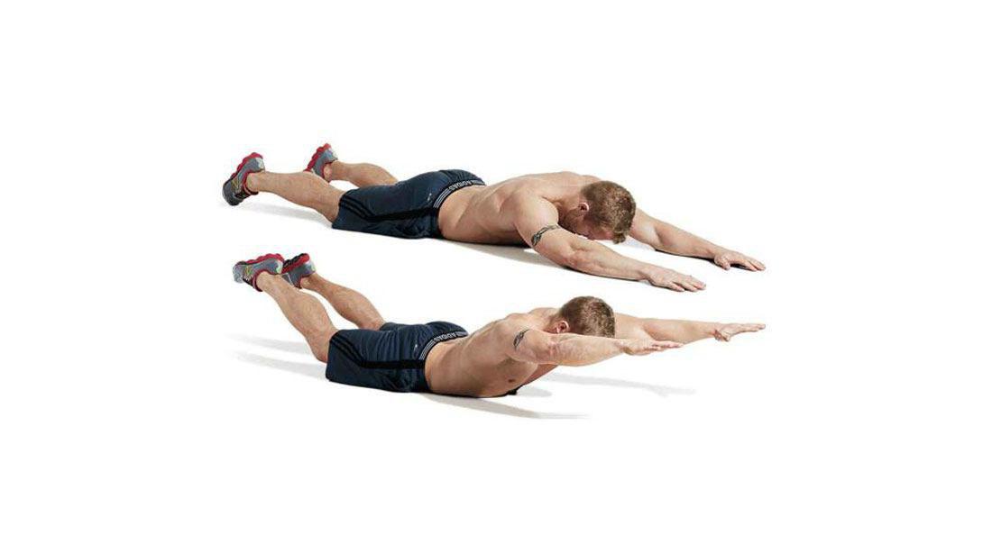 تمرینات خوب، بد، زشت برای کاهش درد کمر