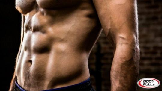 شش تمرین عالی برای عضلات سیکس پک