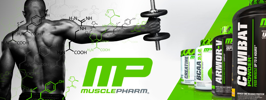 ماسل فارم MusclePharm