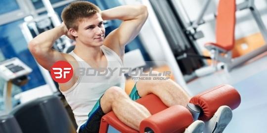 برنامه تمرینی عضلات بالا تنه
