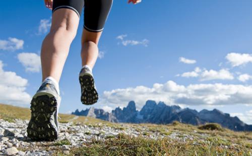 دویدن روی تپه