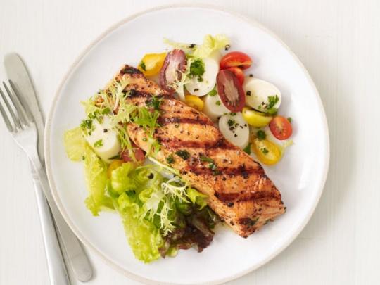 چگونه غذا بخوریم تا لاغر شویم