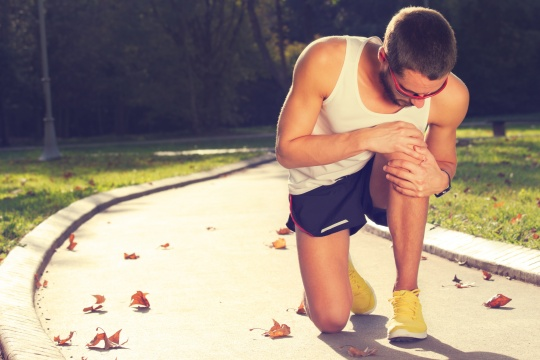 3 راه برای کاهش درد زانو