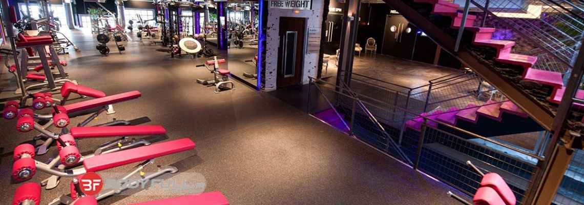 کارخانه BH fitness