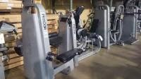 باشگاه بدنسازی تجهیز شده با دستگاه بدنسازی پریکور precor