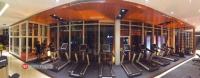 باشگاه تجهیز شده با دستگاه بدنسازی شرکت دی اچ زد dhz