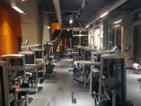 باشگاه تجهیز شده با دستگاه های بدنسازی جیم80 gym 80