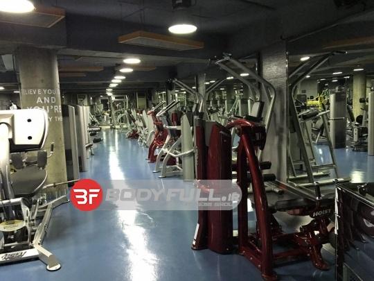 باشگاه بدنسازی رویال پرو تهران