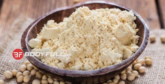 پروتئین سویا برای بدنسازی