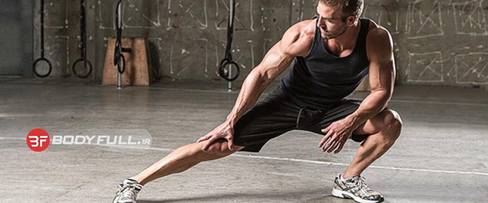 """بهترین حرکت های گرم کردن برای بدنسازان"""" قفل است بهترین حرکت های گرم کردن برای بدنسازان"""
