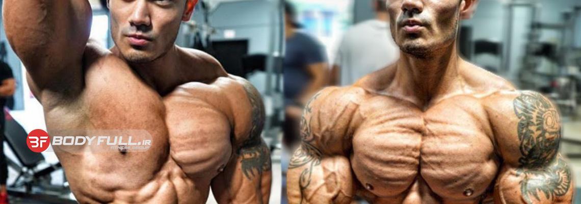 جرمی پوتوین برای رشد عضله های پشت تان به کمک نیاز دارید؟