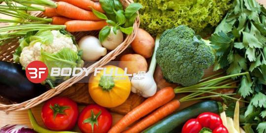 میوه ها و سبزیجات زیادی مصرف کنید