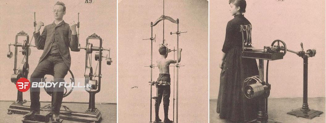 تاریخ مختصر و مفید بدنسازی و پرورش اندام