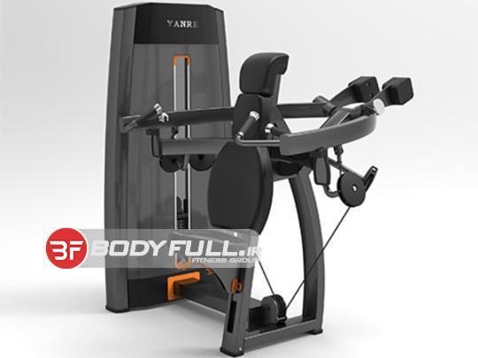 دستگاه بدنسازی یانره yanre fitness