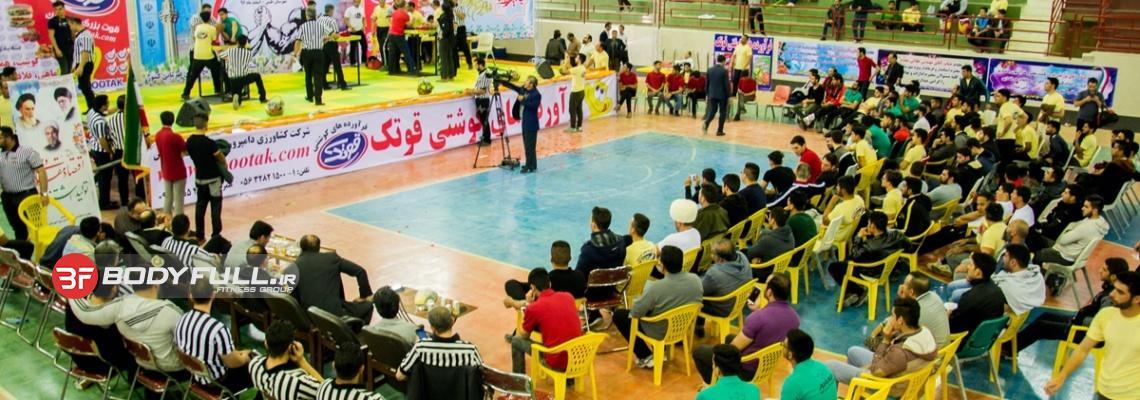 پایان رقابتهای مچ اندازی قهرمانی کشور در طبس