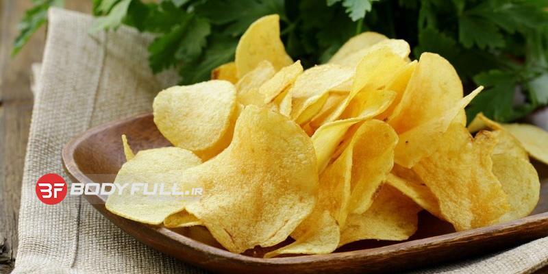 5 جایگزین مناسب برای چیپس سیب زمینی
