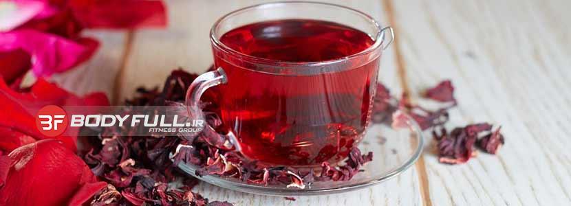 آیا چای ترش کمکی به چربی سوزی و کاهش وزن میکند؟