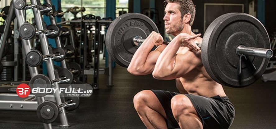 بهترین حرکت بدنسازی برای حجیم سازی عضلات