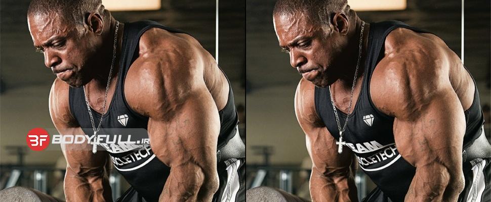 تمرین عضلات همسترینگ با ملوین آنتونی