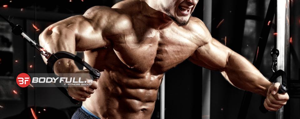حرکات مؤثر در تمرین حجم سینه
