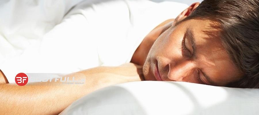 اهمیت استراحت در بدنسازی