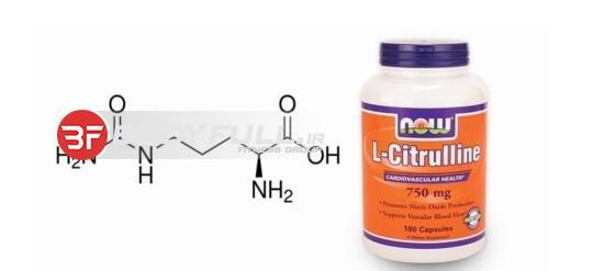 مکمل سیترولین دشمن خستگی بدنسازان