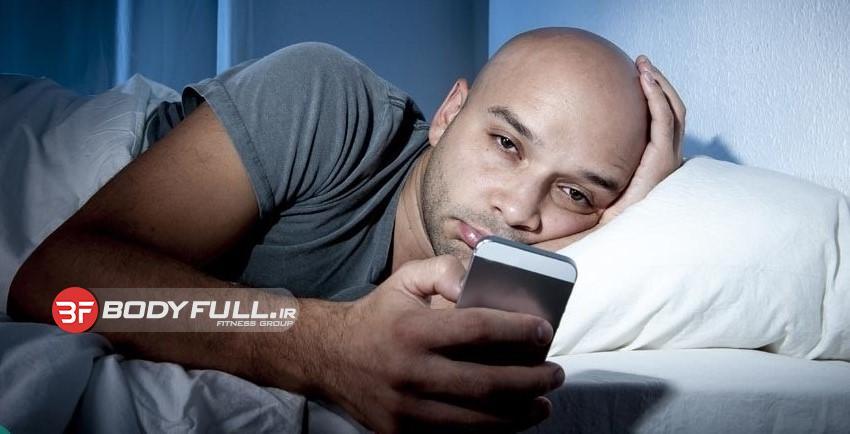 چرا خوب نمی خوابم؟