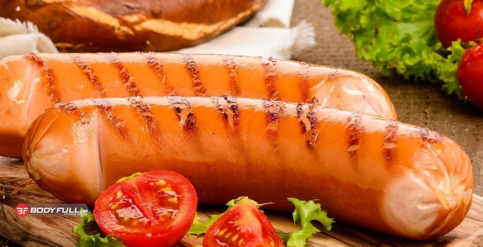 جایگاه سوسیس در رژیم غذایی