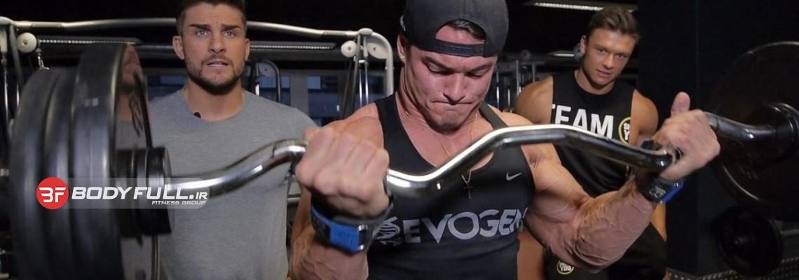 ساخت بدنی قوی