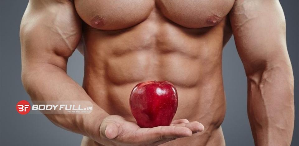 فایده مصرف سیب و پرتقال در زمان پیش از تمرین