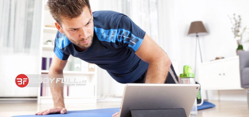 مربیان بدنسازی آنلاین
