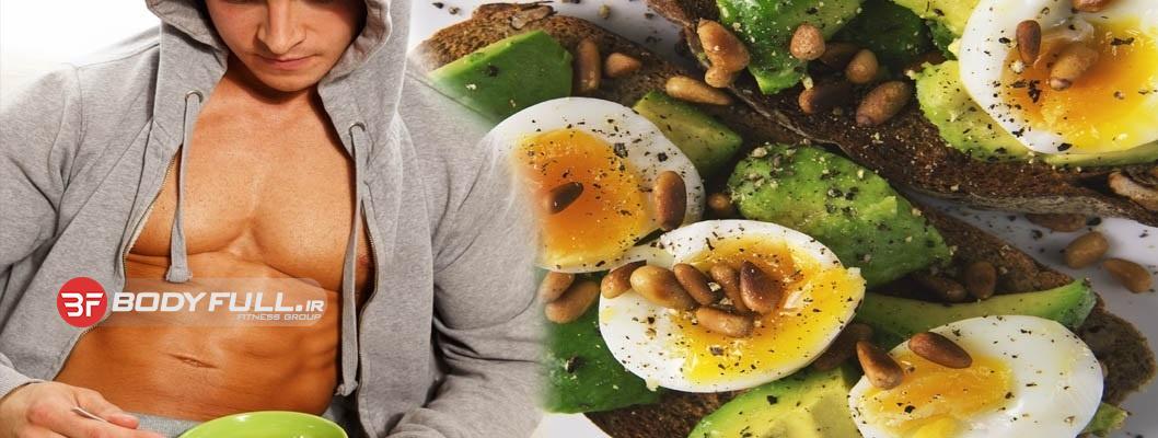 مقدار پروتئین مصرفی روزانه