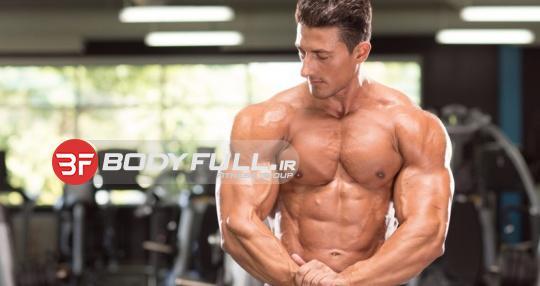 سرعت پیشرفت و رشد عضله توسط هورمون تستسترون