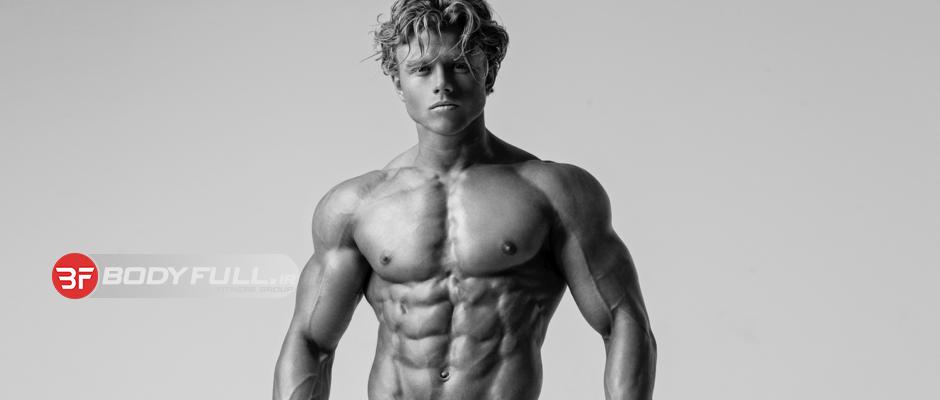 کلید کسب حجم عضله بدون چربی