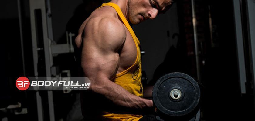 برنامه 6 هفته ای برای عضله های جلو بازو
