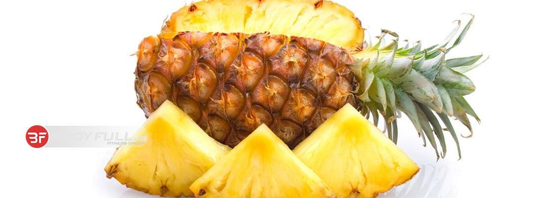 خواص آناناس