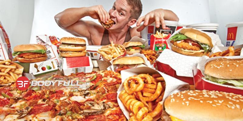دوری از 12 مواد غذایی مضر