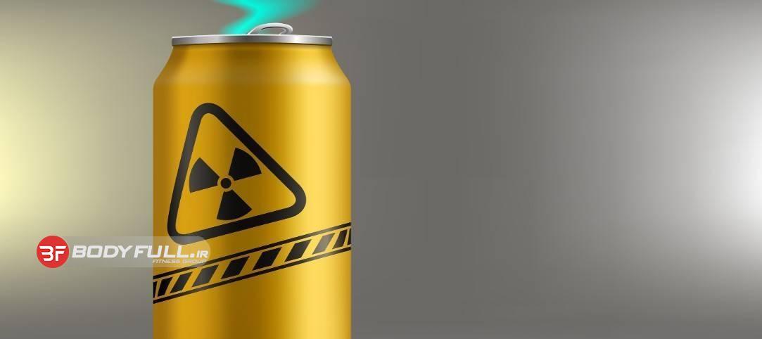 نوشیدنی های انرژی دهنده