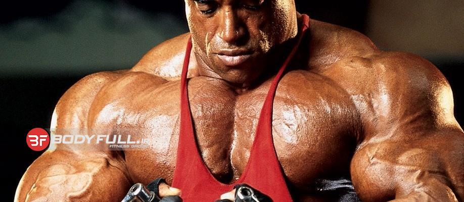 نگاه دنیس جیمز به اینکه چطور بدنش را ساخته