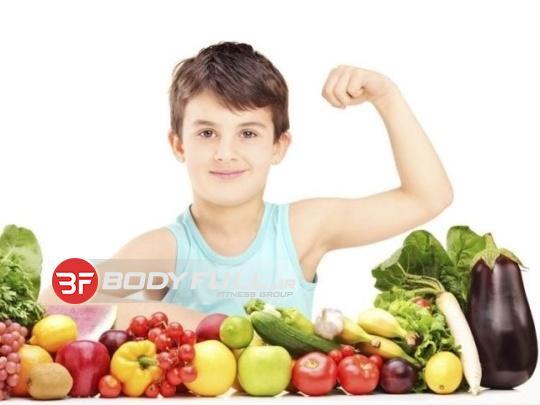 چرا کودکان را گیاهخوار پرورش دهیم؟