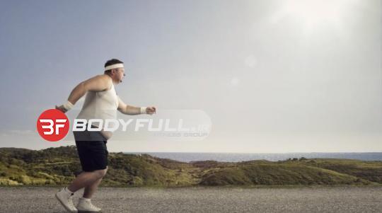 ارتباط بین چربی های سفت شده ( پی ) در بدن و ورزش