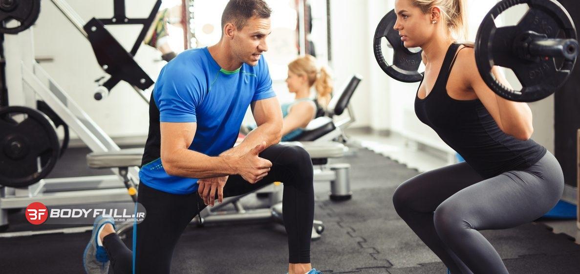 انگیزه بخشی در حین تمرین به مربی خود بگویید بس کن