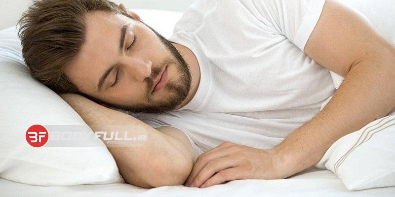 اهمیت خواب برای بدنسازان