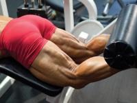 برنامه ۸ هفتهای برای افزایش حجم عضلات همسترینگ