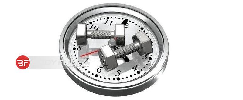 بهترین زمان برای تمرین و کاهش وزن چه موقع است؟