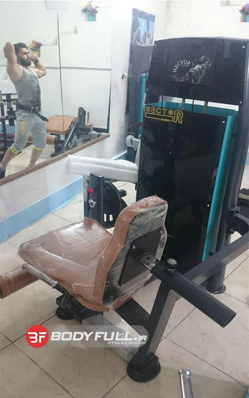دستگاه بدنسازی ایرانی هکتور