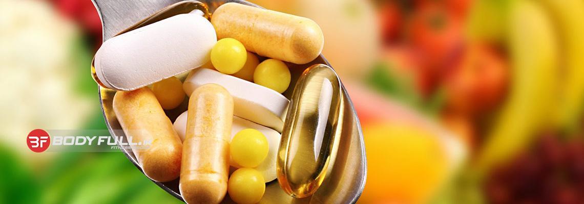 سه ویتامین و مواد معدنی ضروری برای وزنه برداری و بدنسازی
