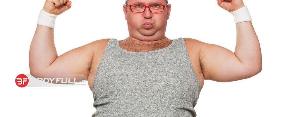چاق اما خوش اندام