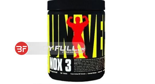NOX3 مکمل خارق العاده انفجار عضلات