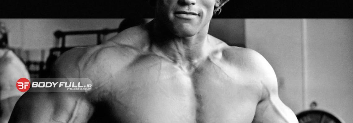 آرنولد شوارتزینگر ملقب به آرنولد قدرتمند